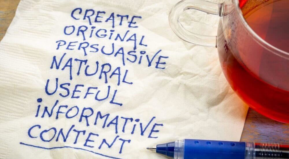 5 Simple Steps To Write An Article (A Guide To SEO-Friendly Content)