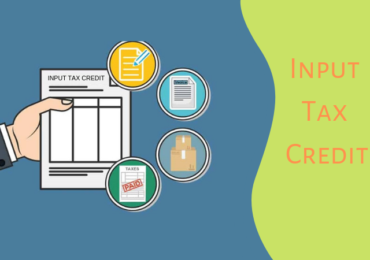All you need to know about ITC (Input Tax Credit)