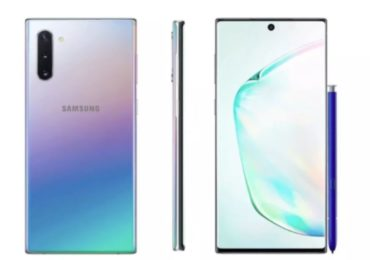 Samsung Galaxy Note 10 Plus Display To Set To A Record