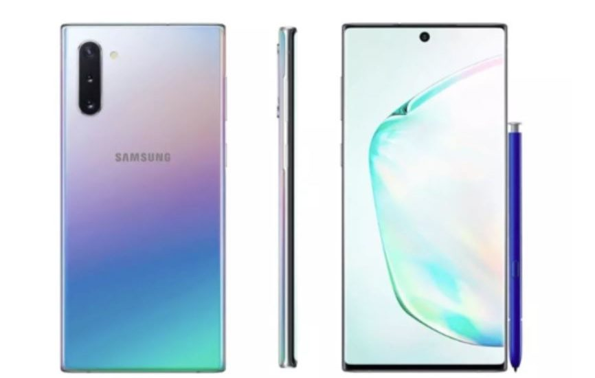 Galaxy Note 10 and Note 10 Pro