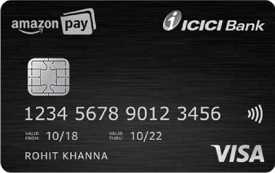 Amazon Pay ICICI Bank-by-best credit-cards-in-india