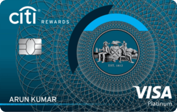 CitiBank Rewards-by-best credit-cards-in-india