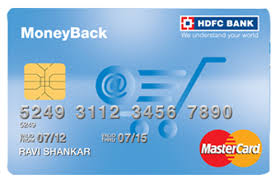 HDFC MoneyBack Credit Card-by-best credit-cards-in-india