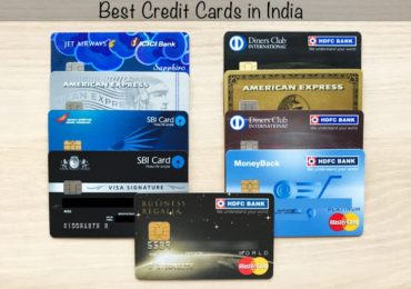 11 Best Credit Cards in India with Zero Annual Fee