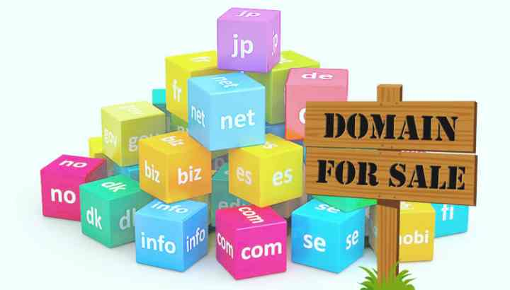 buy & sell domain names to make money online