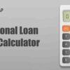 Why Should You Use an EMI Calculator Before Applying for a Personal Loan?
